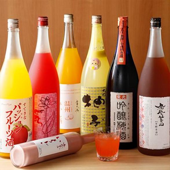 梅酒(日本酒ベース)・果実酒